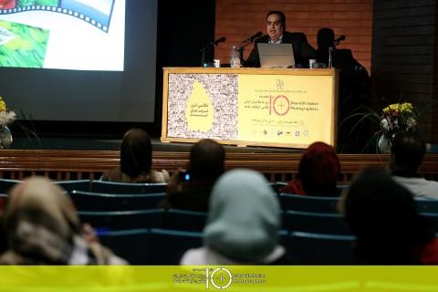سخنرانی مهندس زاهدی مدیر و کارشناس بازیابی اطلاعات شرکت رسانه افزار